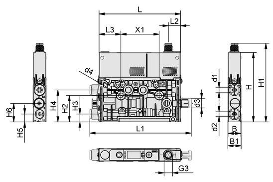 SCPMc 05 S01 NC M8-6 PNP AAR