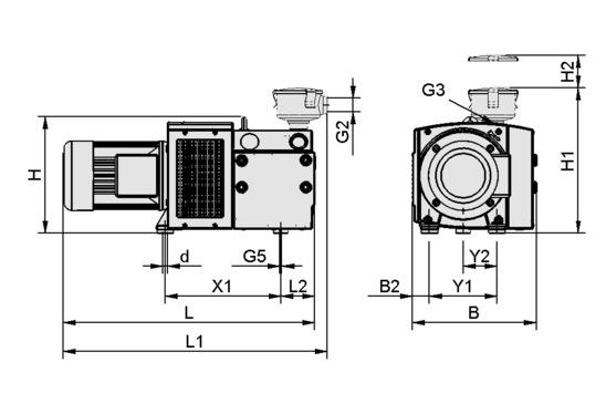 EVE-TR 140 AC3 IE3-TYP2 F