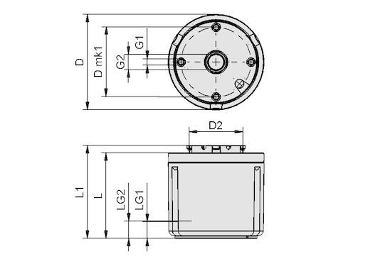 ECBPMi-RS-485 24V-DC FK