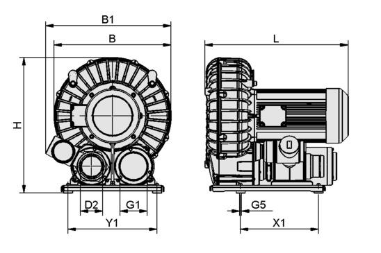 SB 1250 270 13.2 IE3-TYP2
