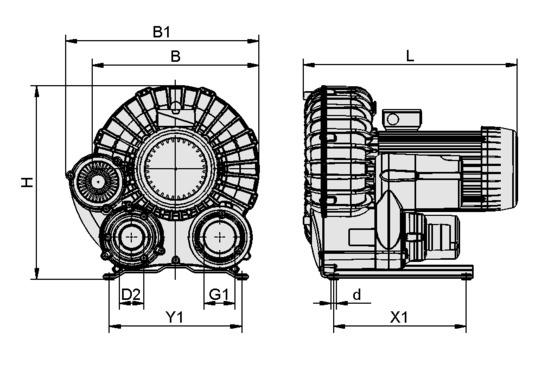 SB 305 400 4.8 IE3-TYP2
