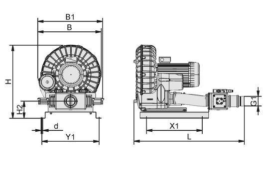 SB 470 290 4.8 IE3-TYP2 ER