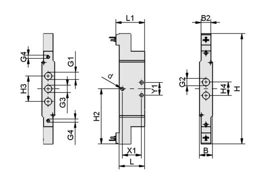 EMVP 5 24V-DC 5/2 IMP