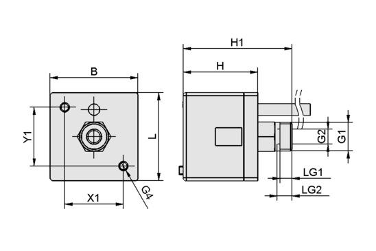 VS-P10-W-D NPN K 3C-D