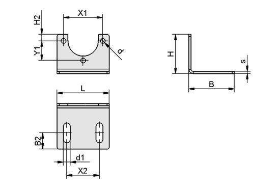 BEF-WIN 42x36x48 2 PVT-PVS