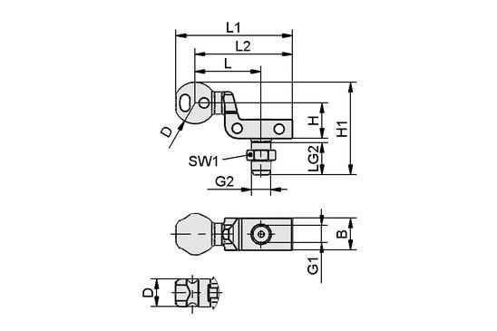 HT-SG A2 22 G3/8-AG