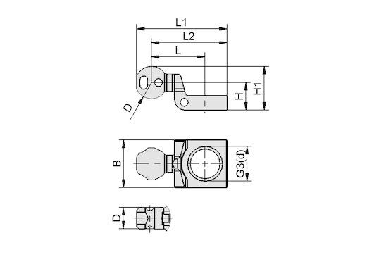HT-SE A2 25 M18x1