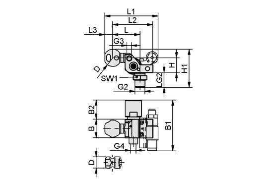 HT-SG A3 I 10 31 NPT3/8-AG AB