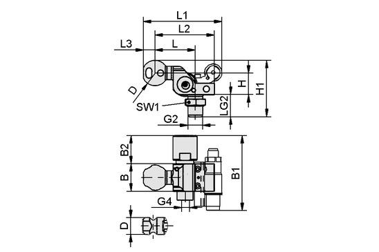 HT-SG A5 I 10 31 NPT3/8-AG AV