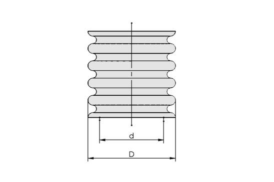 VSL 33-25 PVC-DS