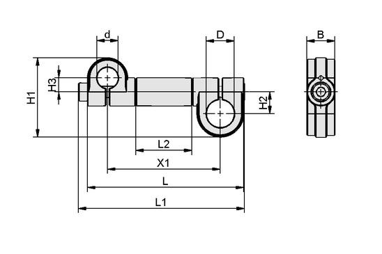 SXT-CL-EXT-D25-225-F25