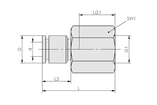 STVI-GE G1/4-IG 6