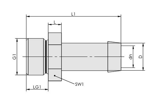 ST G1-1/4-AG 38 MS-V