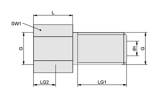 VRL-S G1/8x15 MS-V