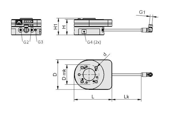 RMQC 50 UR RS-485 FD LED-B MATCH