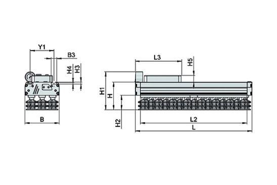 FXP-S-SW90 1432 5R36 SPB2-20P