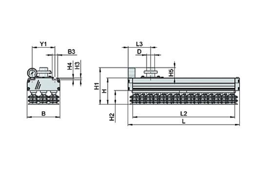 FMP-S-SW140 838 3R54 SPB2-40P G60